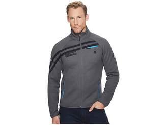 Spyder Wengen Full Zip Midweight Stryke Jacket Men's Coat