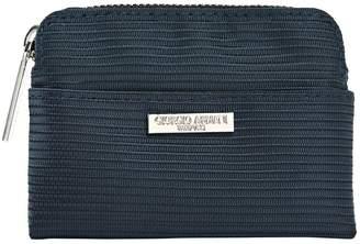 Giorgio Armani Green Cloth Purses, wallets & cases