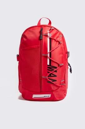 4438b0dfa3f57 Mens Backpack Pocket - ShopStyle UK