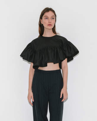 3.1 Phillip Lim Flamenco Top