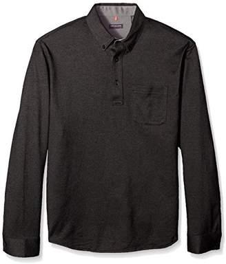Van Heusen Men's Traveler Knit Polo Shirt