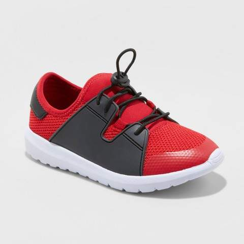 Boys' Max Athletic Sneakers Red