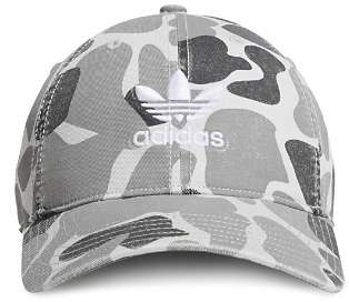 adidas Camo Relaxed Strapback Hat