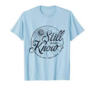 Christmas Gift for Birthday tShirt With Bible Verse