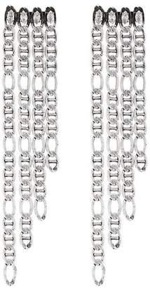 Dannijo Yvonne chain drop earrings