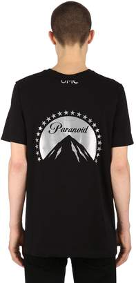 Paranoid Pictures Cotton Jersey T-Shirt