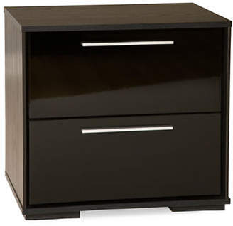 SOUTH SHORE Mikka Two-Drawer Nightstand