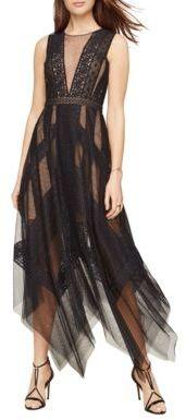 BCBGMAXAZRIA Andi Lace Dress $398 thestylecure.com