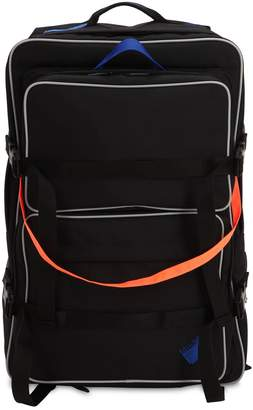 Ader Error Tech Canvas Backpack W/ Straps
