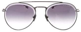 Dita 2018 Axial Titanium Sunglasses