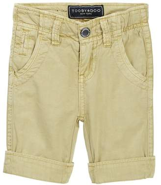 Toobydoo Sand Cargo Shorts (Baby, Toddler, & Little Boys)