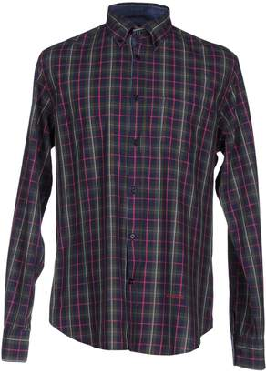 Henry Cotton's Shirts - Item 38563351OF