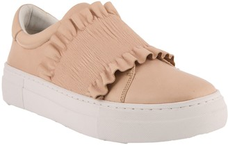 Spring Step Azura by Leather Slip-on Sneakers -Cinch
