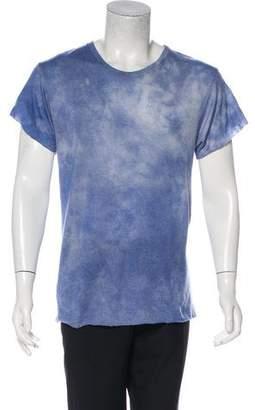 The Elder Statesman Cashmere & Silk T-Shirt
