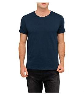 R & E RE: Raw Edge Cotton T-Shirt