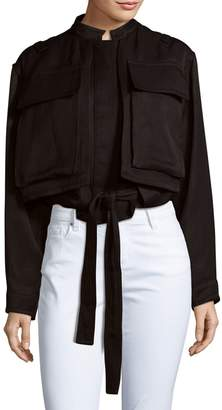 Tom Ford Leather Blouson