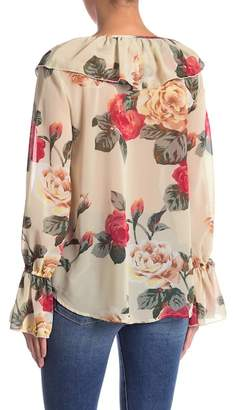 Show Me Your Mumu Elton Bell Sleeve Top