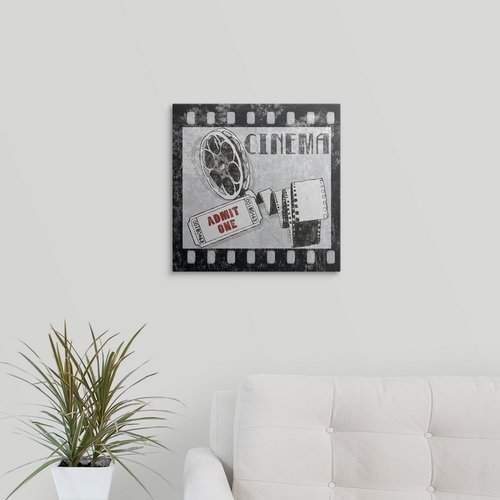 Great Big Canvas 'Cinema' Graphic Art Print