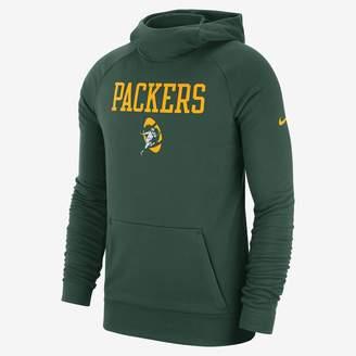 Nike Dri-FIT (NFL Packers) Men's Pullover Hoodie