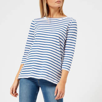 Joules Women's Soleil Stripe Layering Top