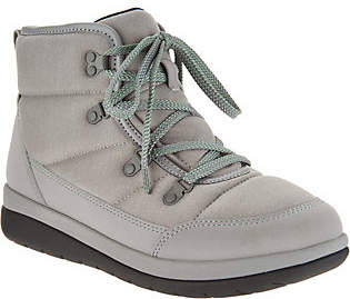 Clarks CLOUDSTEPPERS by Lace-up Boots -Cabrini Cove