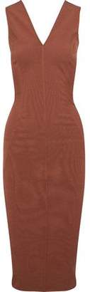 Rick Owens Stretch-Cotton Dress