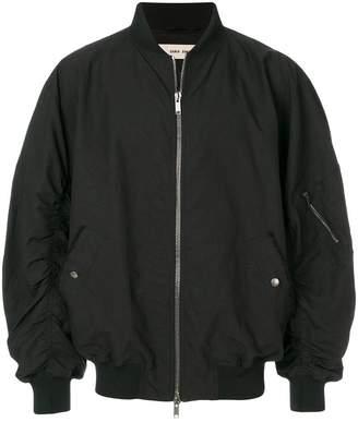 Damir Doma front zip bomber jacket