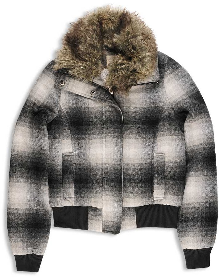 H81 Wilderness Plaid Jacket