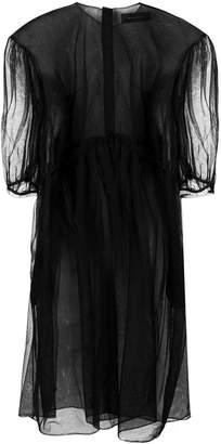 Simone Rocha dropped sleeve dress