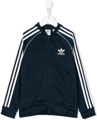 adidas (アディダス) - Adidas Kids SST track jacket