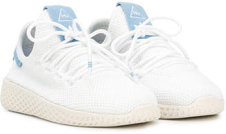 adidas Pharrell Williams x Kids lace-up sneakers