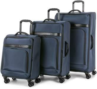 Bugatti Paris 3-Piece Softside Luggage Set