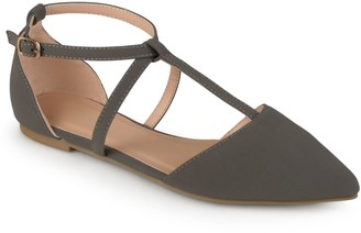 Journee Collection Keiko Women's D'Orsay Flats