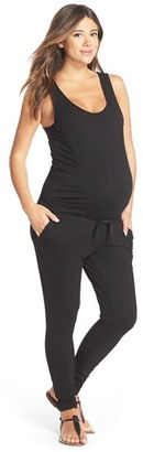 Women's Loyal Hana 'Marni' Maternity/nursing Romper $133 thestylecure.com