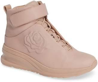 Taryn Rose Zanna High Top Sneaker