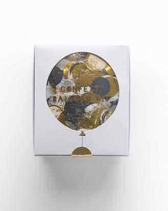 Express Meri Meri Black And Gold Confetti Balloon Kit