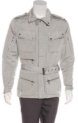 Ralph Lauren Black Label Woven Field Jacket