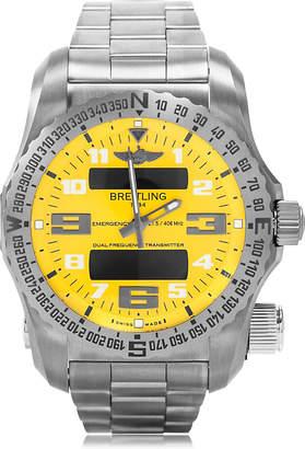 Breitling E76325A5/0508 159E Professional Emergency II titanium watch