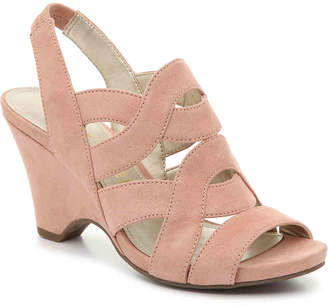 Anne Klein Gwen Wedge Sandal - Women's