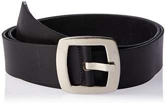 Calvin Klein Women's Smooth Matte Leather Belt