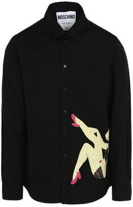 Moschino OFFICIAL STORE Long sleeve shirt