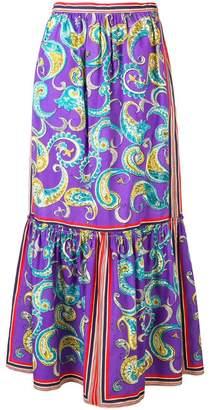 Philosophy di Lorenzo Serafini paisley print skirt