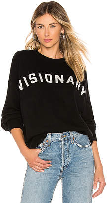 Spiritual Gangster Cashmere Blend Visionary Sweater