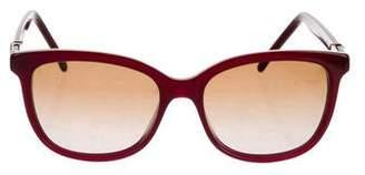 Rob-ert Robert Marc Tinted Square Sunglasses