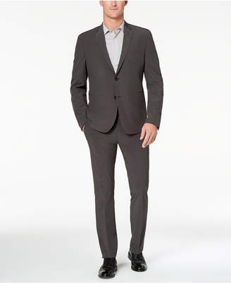 Perry Ellis Premium Men Slim-Fit Stretch Tech Suit, Machine Washable