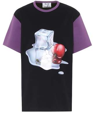 Acne Studios Nite printed cotton T-shirt