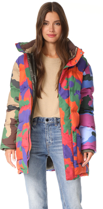 Moschino Long Jacket $2,495 thestylecure.com