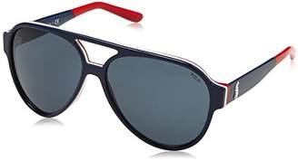 Polo Ralph Lauren Men''s 0Ph4130 566787 Sunglasses