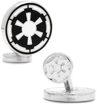 Star Wars Imperial Empire Symbol Cufflinks - Official Merchandise