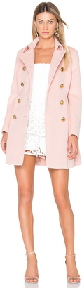 Red Valentino Double Breasted Coat $1,195 thestylecure.com